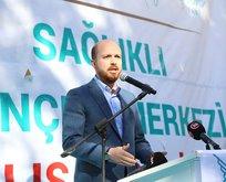 Bilal Erdoğan: Babamla gurur duyuyorum