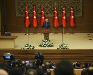 Erdoğan'dan vatandaşlara 100.000 konut müjdesi