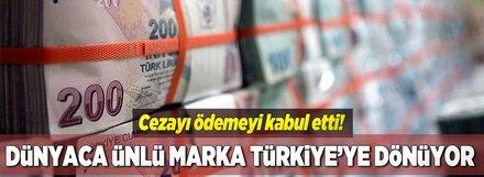 Booking.com Türkiye'ye dönüyor