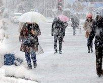 Edirne'de yarın okullar tatil mi? Kar tatili var mı?