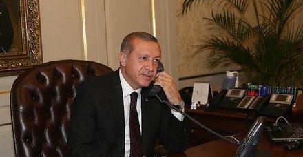 Son dakika: Başkan Erdoğan dünya liderleriyle bayramlaştı