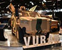 Türk Silahlı Kuvvetleri'ne yeni 20 zırhlı araç