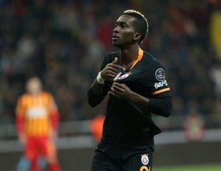 Galatasaray Kayseriden 3 puanla çıktı! (MS: Kayserispor 0-3 Galatasaray)