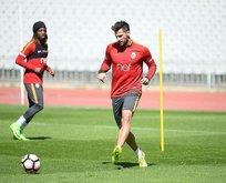 Galatasaraydan Hakan Baltaya teşekkür