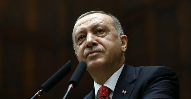 Başkan Erdoğan Erbakan'ı andı
