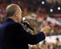 Sosyal medyada Erdoğan coşkusu
