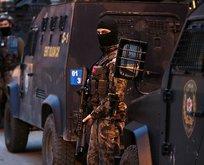 DEAŞ'lı teröristin kanlı saldırısı engellendi!