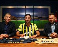 Fenerbahçe, Sinan Gümüş'ü transfer etti