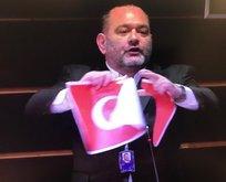 Türkiye'den Yunan provokasyonuna sert tepki!