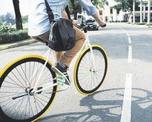 Bisiklet ayırdı