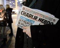 Charlie Hebdo dergisine sert tepki