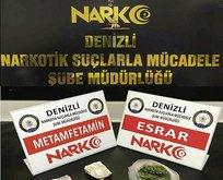 Denizli'de uyuşturucu operasyonu! 29 kişi gözaltına alındı