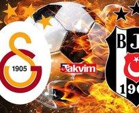 Beşiktaş Galatasaray derbi maçı ne zaman, saat kaçta, hangi kanalda?