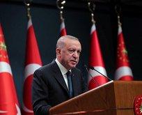 Başkan Erdoğan'dan enerji yatırımı müjdesi