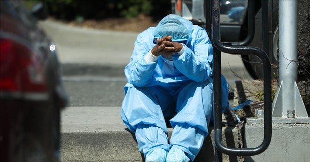 ABD'de 24 saatte 2 binden fazla ölü!