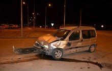 Aksaray'da feci kaza: 8 yaralı