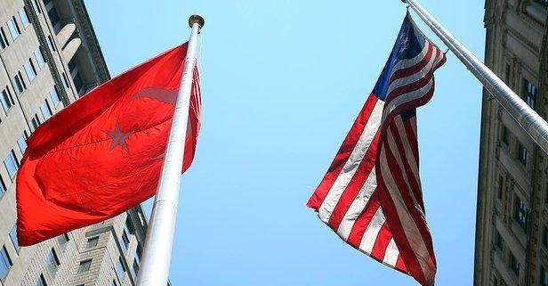 Türkiye ile ABD arasında üst düzey temas
