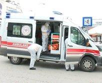 Ankara'da koronavirüs paniği!