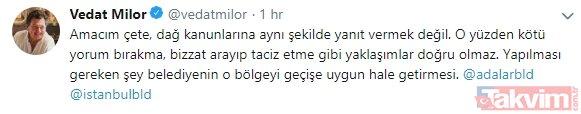 Son dakika haberi: Vedat Milor Burgazada'da Erdem Gül'ün yardımcısının restaurantında saldırıya uğradı: Boynum kırılabilirdi