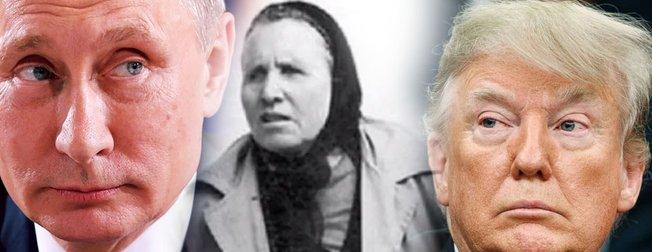 Her dediği çıkan kahin Baba Vanga'nın 2019 kehanetleri korkunç! Donald Trump ve Putin...