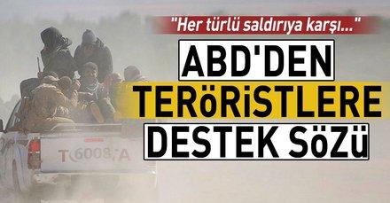ABDden DSGye Menbiçi her türlü saldırıya karşı koruma sözü