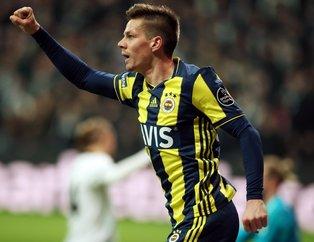 Fenerbahçe'ye Miha Zajc piyangosu! Zajc için Fenerbahçe'ye dev teklif...