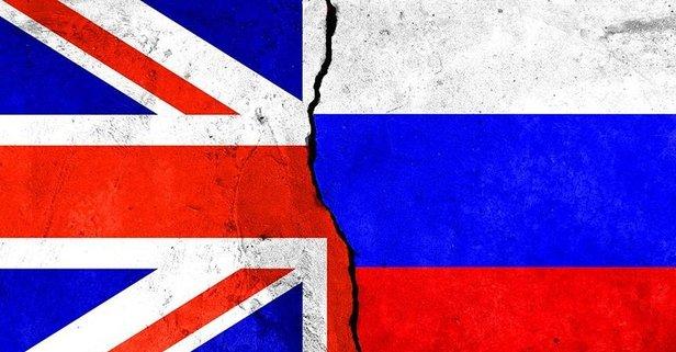 Rusya'dan İngiltere'ye misilleme!