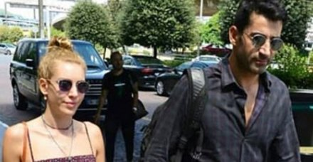 Sinem Kobal ve Kenan İmirzalıoğlu uzun zaman sonra görüntülendi!