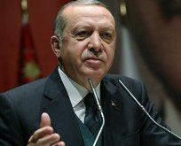Başkan Erdoğan'dan 1 Mayıs Programında önemli açıklamalar