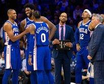 NBA Sixers seriye bağladı