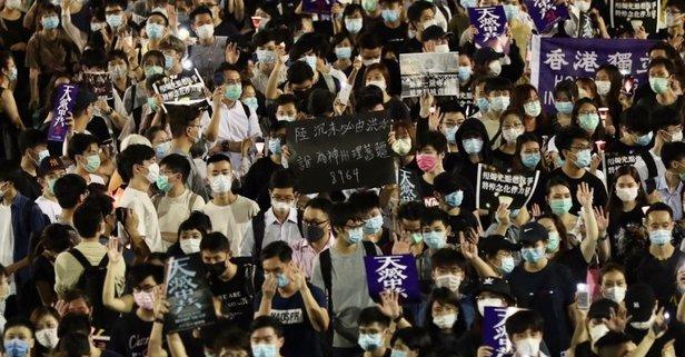 Hong Kong'ta 25 aktivist yargılanacak