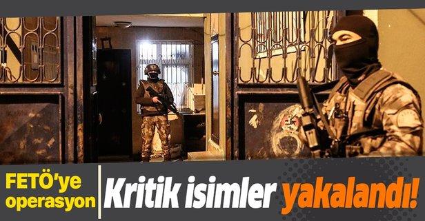 FETÖ'nün 2 kritik ismi gözaltına alındı!