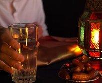 Diyanet Ramazan imsakiyesi iftar ve imsak saatleri!