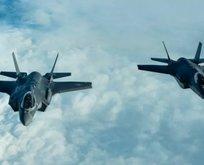 ABD'den kritik hamle: Savaş uçakları havalandı