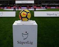 Süper Lig'de fikstür çekildi!