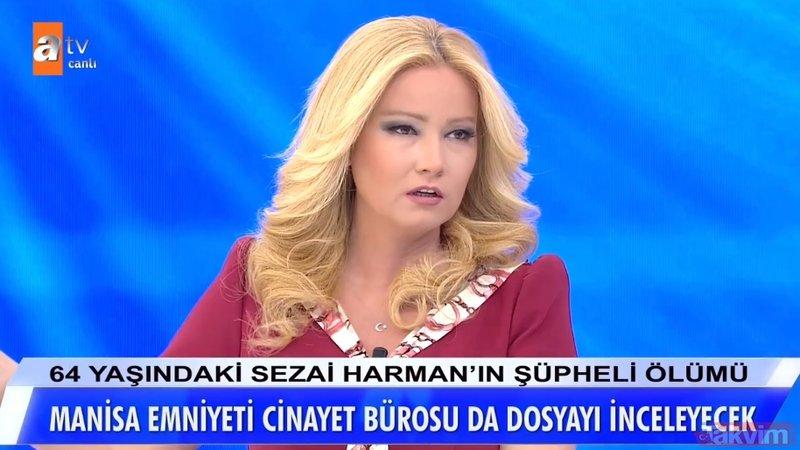 Müge Anlı son dakika gelişmesi! Damadım bana tecavüz etti dedi stüdyo karıştı... Sezai Harman'ın katili kim?