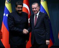 Türkiyeden Venezuela ile petrole dayalı ticaret hazırlığı