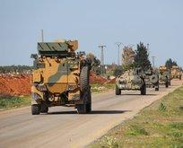 MSB: Rusya ile İdlib'de 3. kara devriyesi gerçekleştirildi