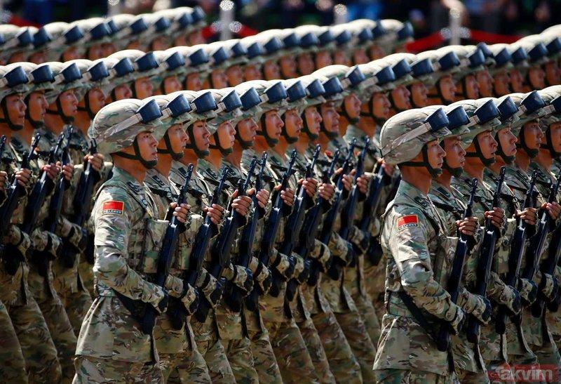 Dünyanın en güçlü 15 ordusu!