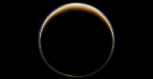 Satürn'ün uydusu Titan'da garip keşif