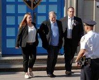 Harvey Weinstein tecavüz suçundan gözaltına alındı