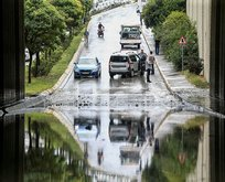 Meteorolojiden 6 ile kuvvetli sağanak yağış uyarısı!