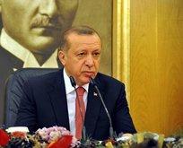 Erdoğan'dan ABD'ye S400 cevabı
