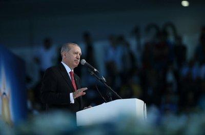 AK Partinin seçim beyannamesi açıklandı! İşte yeni dönemin projeleri