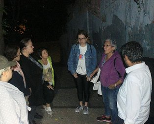 Beşiktaş'ta genç kıza taciz! Evine giden genç kızın tacize maruz kaldığı anlar kamerada