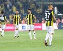 Fenerbahçenin yenilgilerinde ilginç ayrıntı!