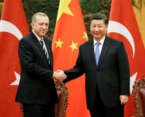 Çin Devlet Başkanı Xi Jinping'den Erdoğan'a tebrik mektubu