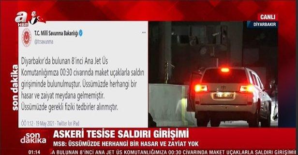 Diyarbakır son dakika patlama: Diyarbakır'da patlama mı oldu?