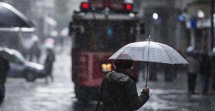 Meteoroloji uyardı! İstanbulda hava durumu nasıl olacak? Yurt genelinde hava durumu nasıl?