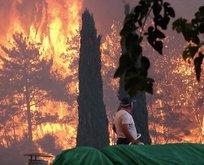 Orman yangınları PKK'nın sabotajı mı?